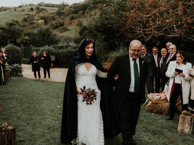 La boda de Javi y Cova en Grado, Asturias 44