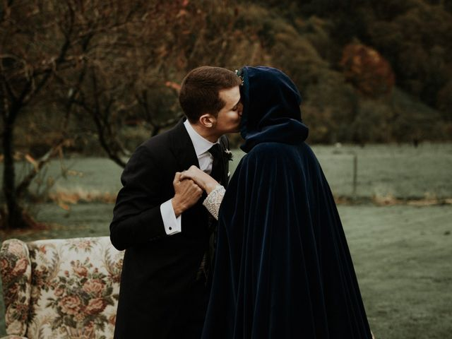 La boda de Javi y Cova en Grado, Asturias 45