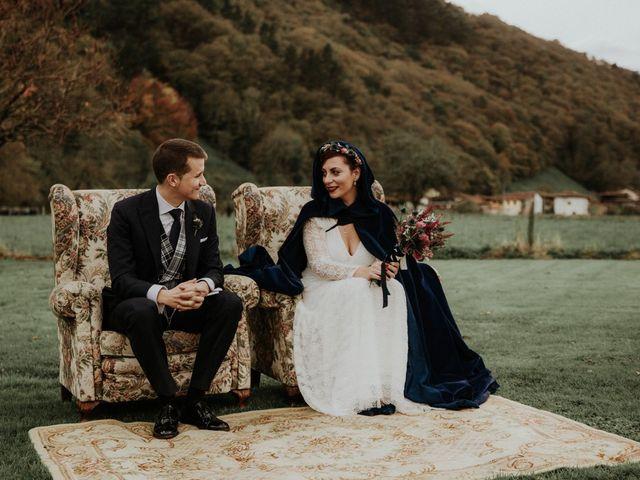 La boda de Javi y Cova en Grado, Asturias 46