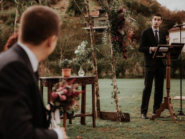 La boda de Javi y Cova en Grado, Asturias 48