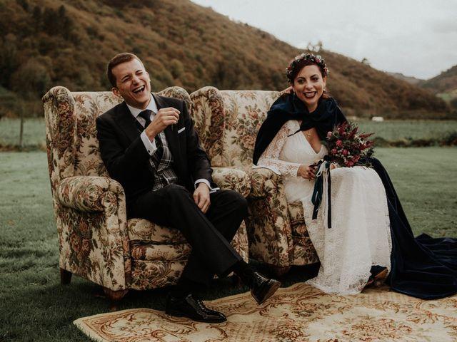 La boda de Javi y Cova en Grado, Asturias 50