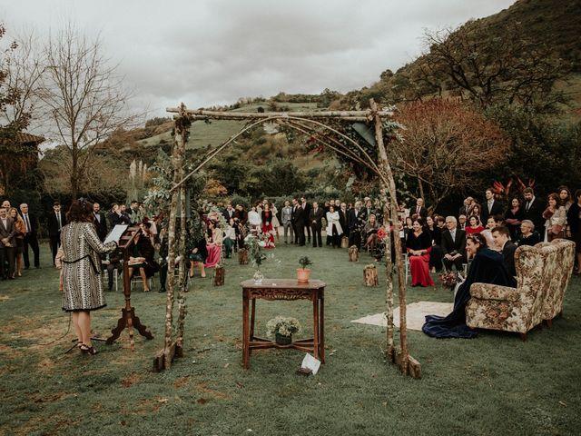 La boda de Javi y Cova en Grado, Asturias 53
