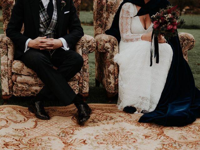 La boda de Javi y Cova en Grado, Asturias 1