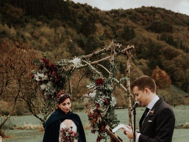 La boda de Javi y Cova en Grado, Asturias 54
