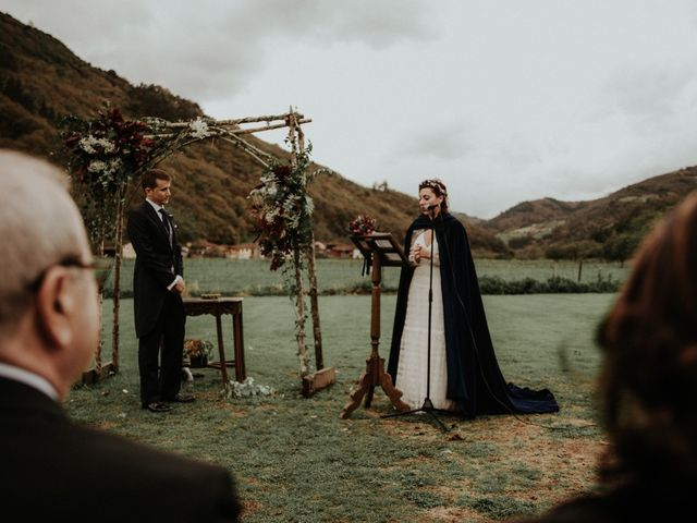 La boda de Javi y Cova en Grado, Asturias 55