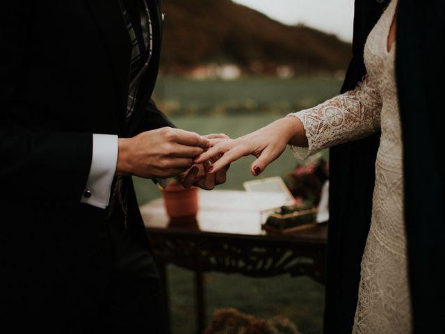 La boda de Javi y Cova en Grado, Asturias 56
