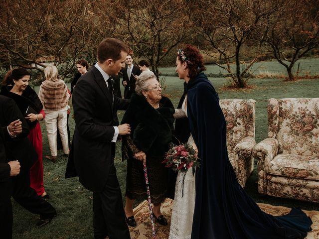 La boda de Javi y Cova en Grado, Asturias 58