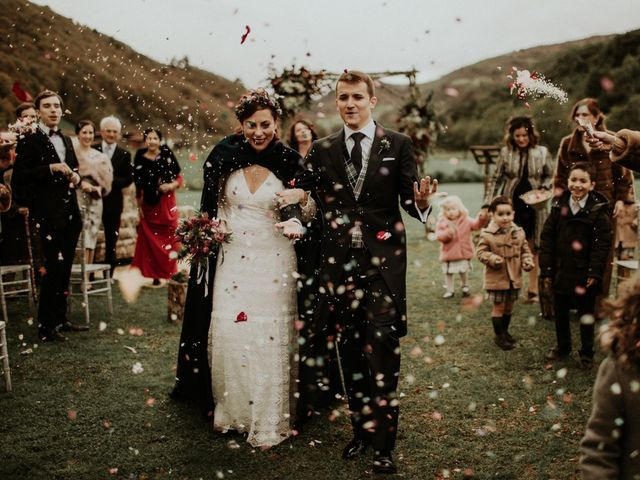 La boda de Javi y Cova en Grado, Asturias 59