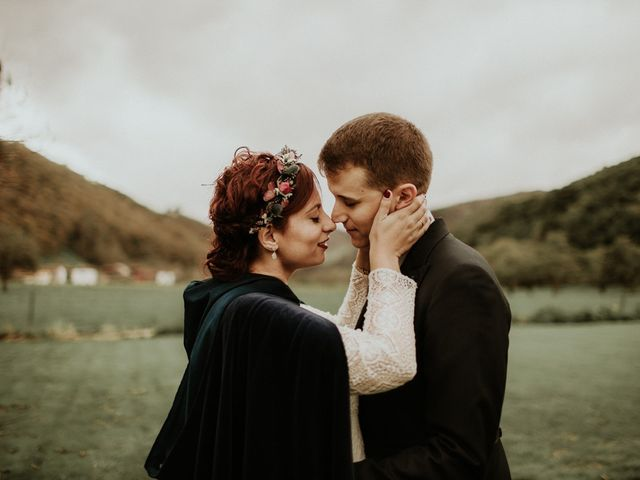 La boda de Javi y Cova en Grado, Asturias 2