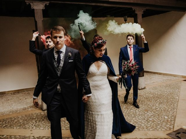 La boda de Javi y Cova en Grado, Asturias 62