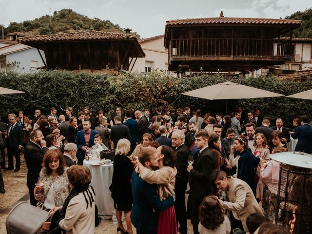 La boda de Javi y Cova en Grado, Asturias 66