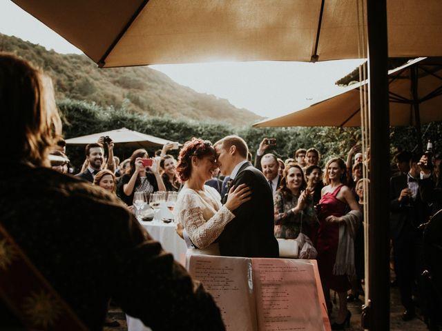 La boda de Javi y Cova en Grado, Asturias 73