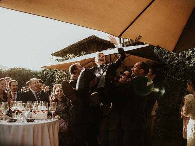 La boda de Javi y Cova en Grado, Asturias 75