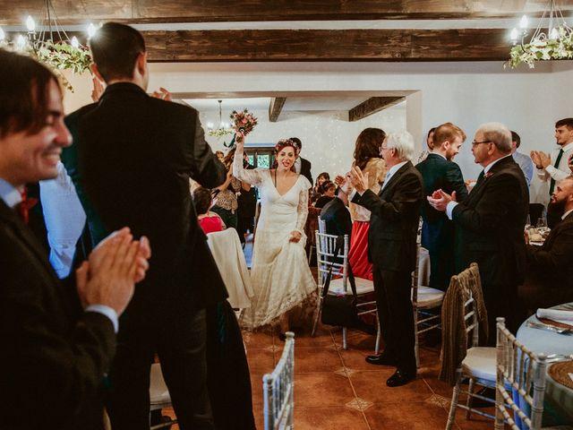 La boda de Javi y Cova en Grado, Asturias 78