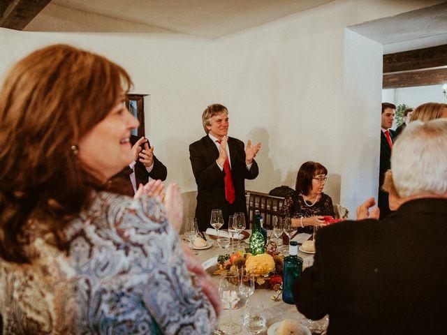 La boda de Javi y Cova en Grado, Asturias 79