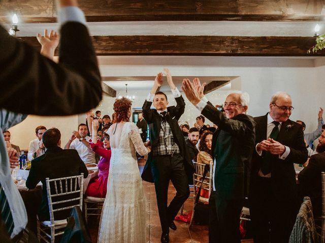 La boda de Javi y Cova en Grado, Asturias 80