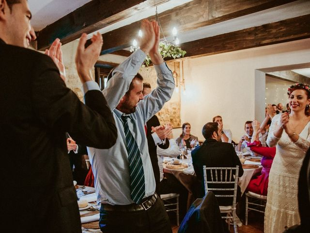 La boda de Javi y Cova en Grado, Asturias 81