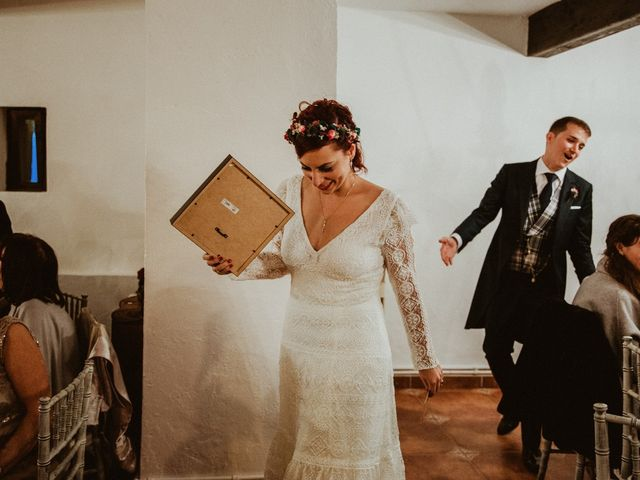 La boda de Javi y Cova en Grado, Asturias 84