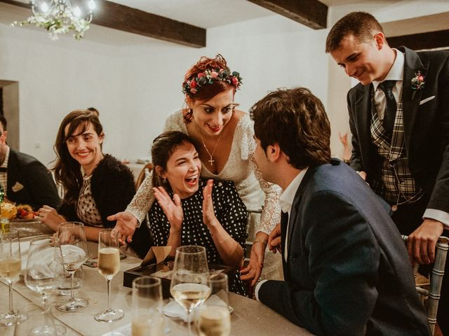 La boda de Javi y Cova en Grado, Asturias 85