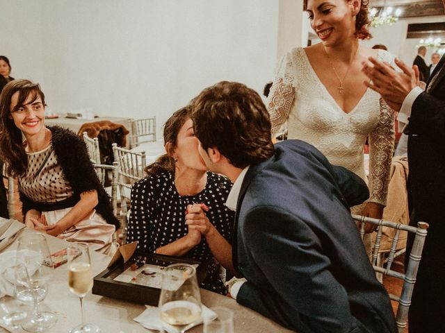 La boda de Javi y Cova en Grado, Asturias 86