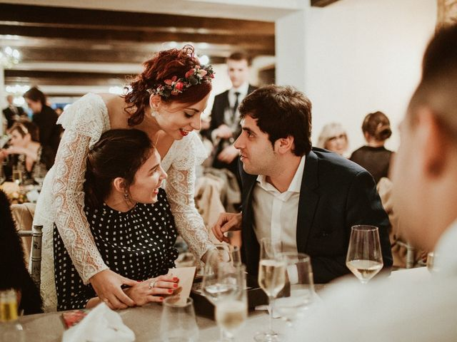 La boda de Javi y Cova en Grado, Asturias 87
