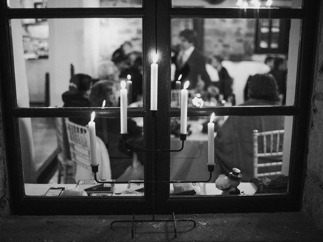 La boda de Javi y Cova en Grado, Asturias 89