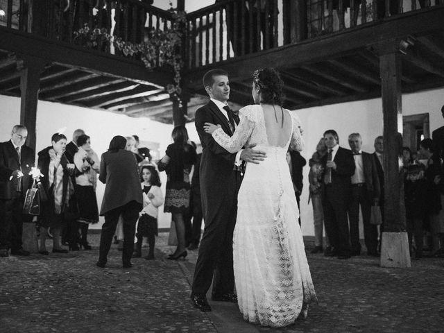 La boda de Javi y Cova en Grado, Asturias 90