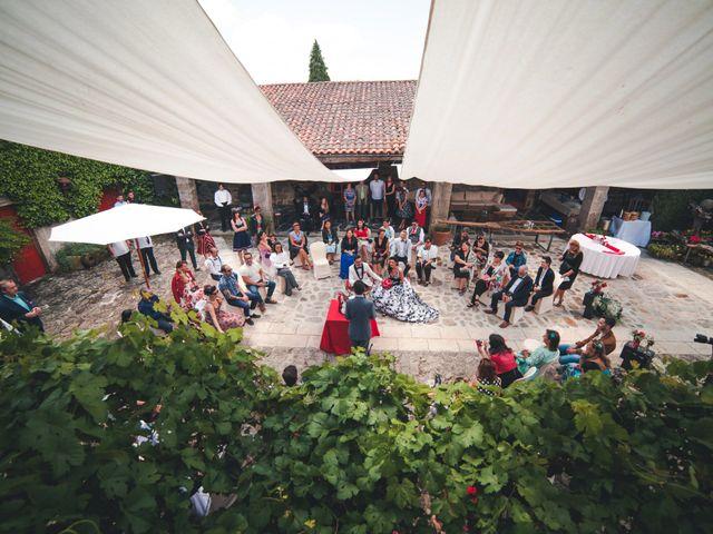 La boda de Pablo y Sara en Sober (Casco Urbano), Lugo 7