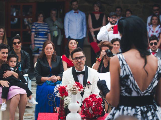 La boda de Pablo y Sara en Sober (Casco Urbano), Lugo 9