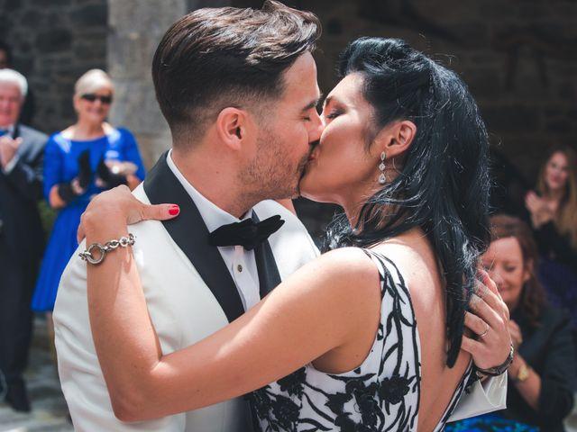 La boda de Pablo y Sara en Sober (Casco Urbano), Lugo 11