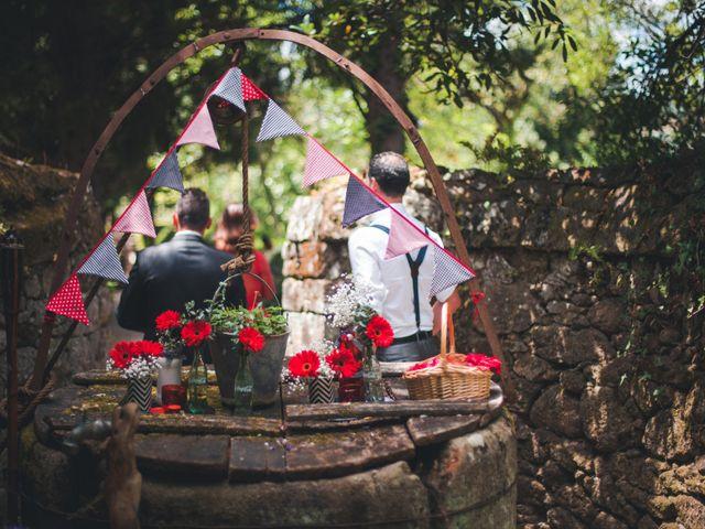 La boda de Pablo y Sara en Sober (Casco Urbano), Lugo 12
