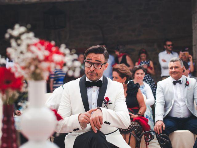 La boda de Pablo y Sara en Sober (Casco Urbano), Lugo 8