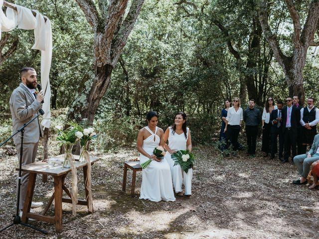 La boda de Edith y Monica en Regencos, Girona 66