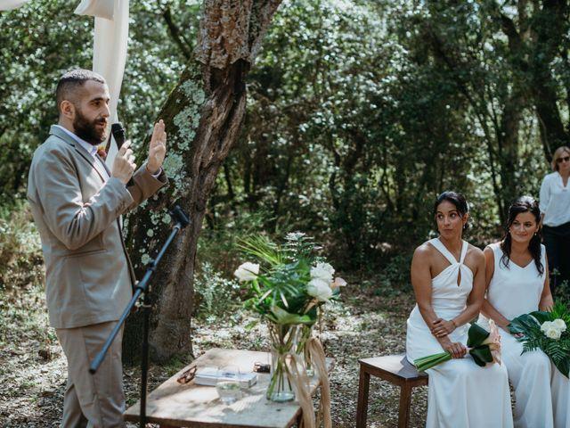La boda de Edith y Monica en Regencos, Girona 68