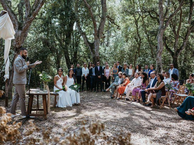 La boda de Edith y Monica en Regencos, Girona 71