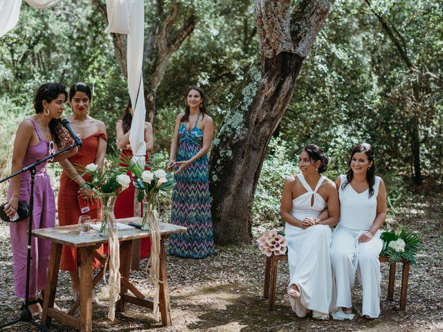 La boda de Edith y Monica en Regencos, Girona 75