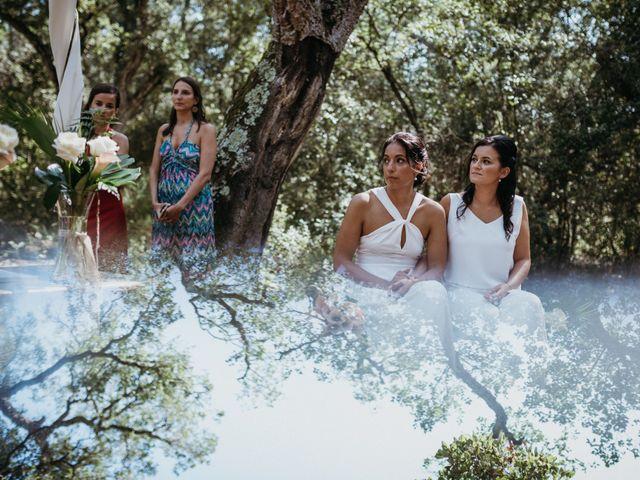 La boda de Edith y Monica en Regencos, Girona 77