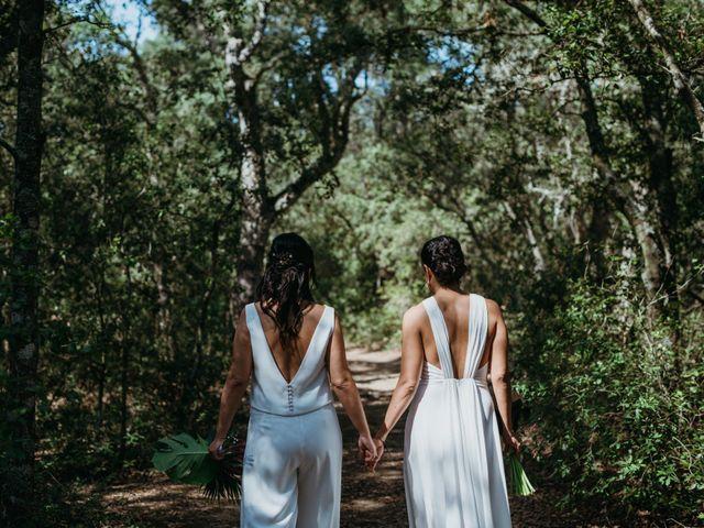 La boda de Edith y Monica en Regencos, Girona 90