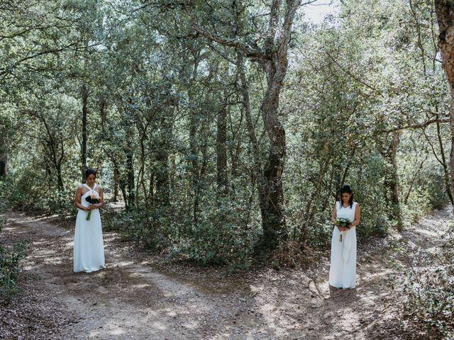 La boda de Edith y Monica en Regencos, Girona 93