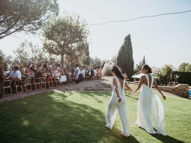 La boda de Edith y Monica en Regencos, Girona 104