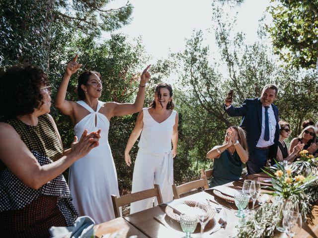 La boda de Edith y Monica en Regencos, Girona 106