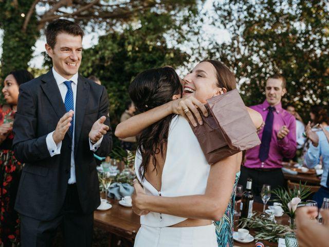 La boda de Edith y Monica en Regencos, Girona 125