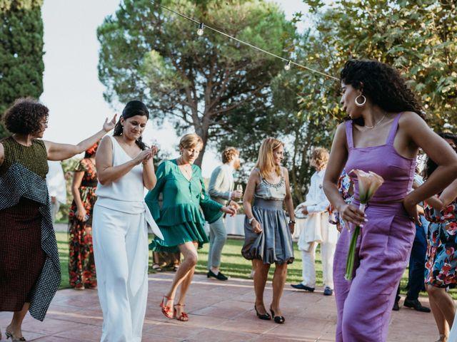 La boda de Edith y Monica en Regencos, Girona 129