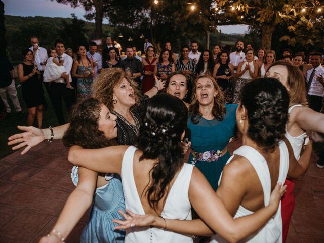 La boda de Edith y Monica en Regencos, Girona 134