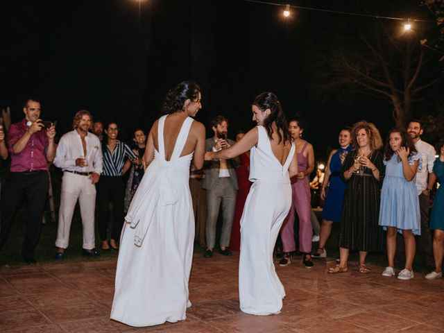 La boda de Edith y Monica en Regencos, Girona 137