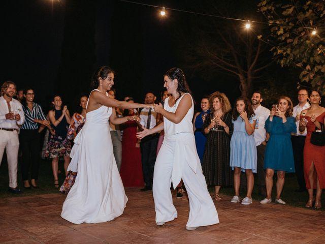 La boda de Edith y Monica en Regencos, Girona 138