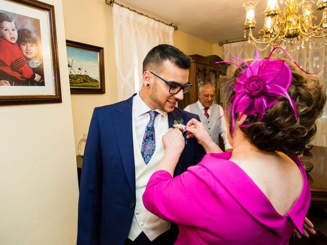 La boda de Adrián y Jennifer en Illescas, Toledo 2