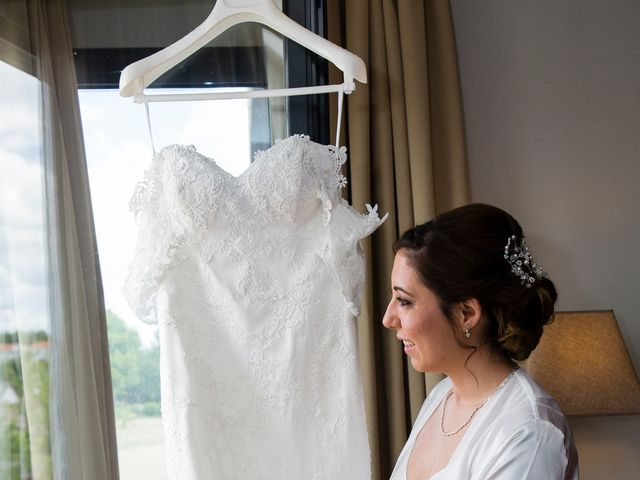La boda de Adrián y Jennifer en Illescas, Toledo 15