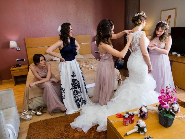 La boda de Adrián y Jennifer en Illescas, Toledo 18
