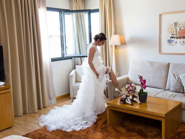 La boda de Adrián y Jennifer en Illescas, Toledo 20